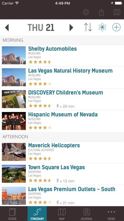 TravelNevada Mobile screenshot-4