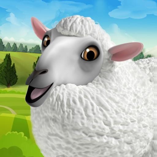 Farm Animal Family Online - Multiplayer Simulator
