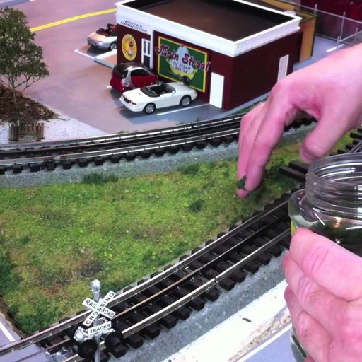 How To Build A Model Train Village