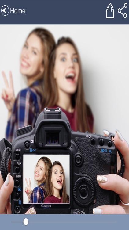 Selfie camera effect – Photo editor screenshot-4