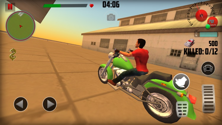 Mafia Crime Simulator 2017 screenshot-3
