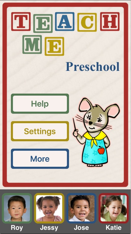 TeachMe: Preschool / Toddler