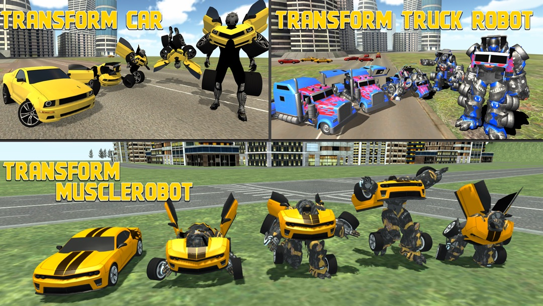 3 Minutes to Hack Robot Car Extreme Epic Multiplayer