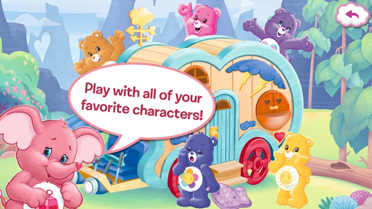 Care Bears screenshot-1