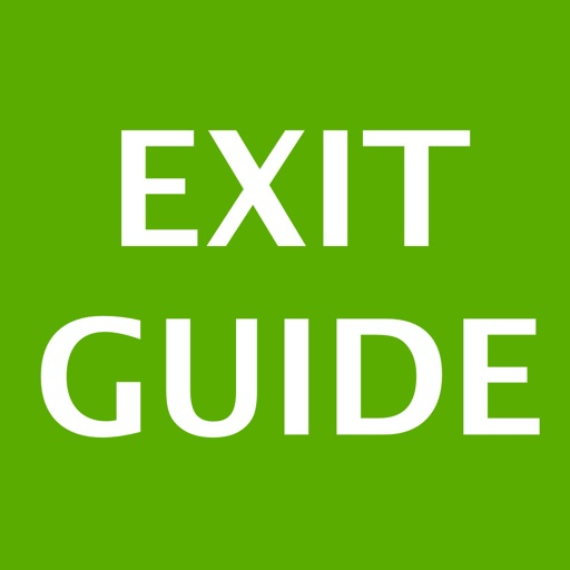 Exit Guide for Interstates