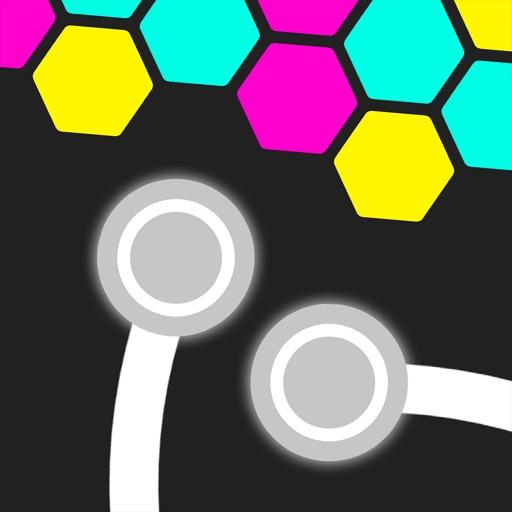 Superhex.io: Hexagons War