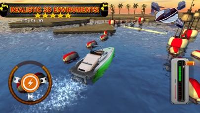 ボート場3D - 無料運転ゲーム ( Boat Parking & Driving 3D)のおすすめ画像2