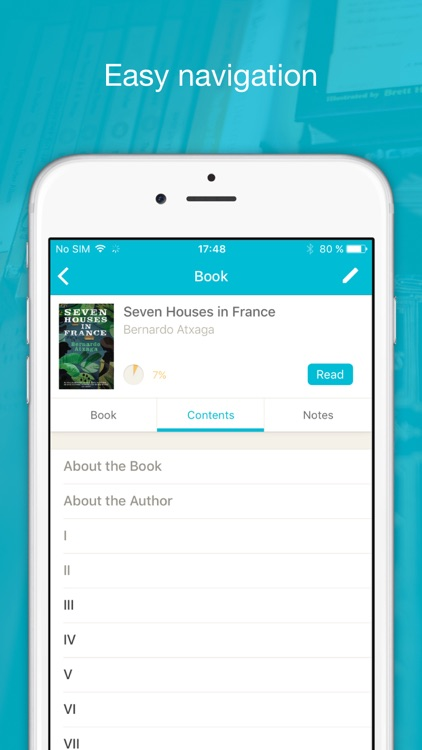 My reader Epub Pro e-book cloud library for ebooks screenshot-4