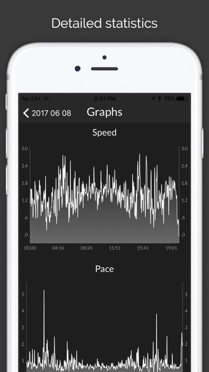 Nordic Walking Tracker screenshot-3