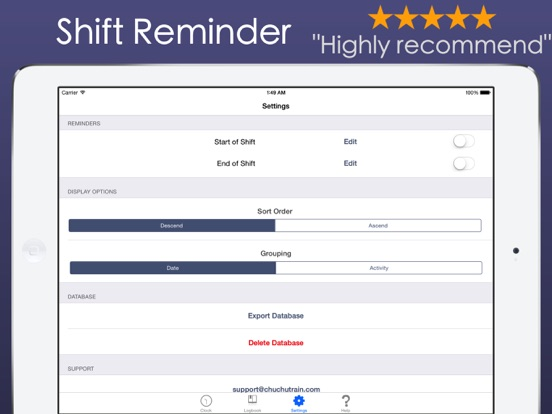 timesheet hours pay tracker app price drops