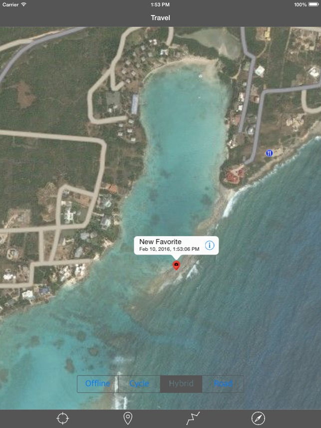 ANGUILLA u2013 GPS Travel Map Offline