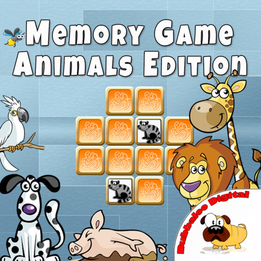 Memory Game Animals Edition