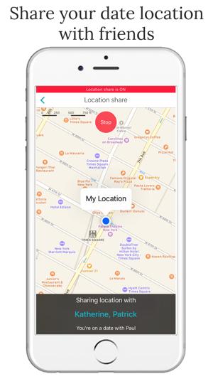Matchmaking app för iPhone