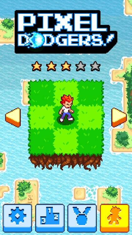 Pixel Dodgers screenshot-0
