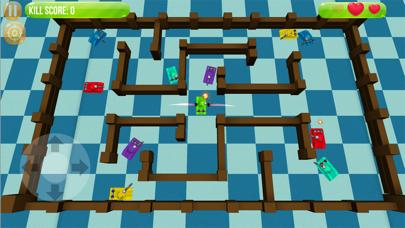 Tank Wars Combat screenshot two