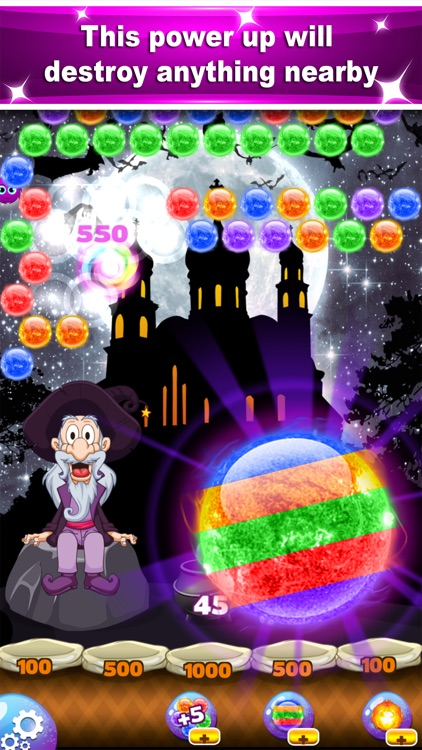 Bubble Blaster: Match 3 Bubble Shooter Mania