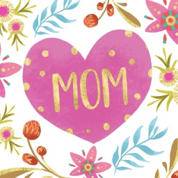 Mommy, I love U - Mother's Day