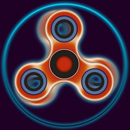 Fidget Spinner - Stress Reliever Simulator Game