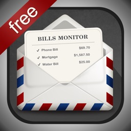 Bills Monitor for iPad - Bill Manager and Reminder