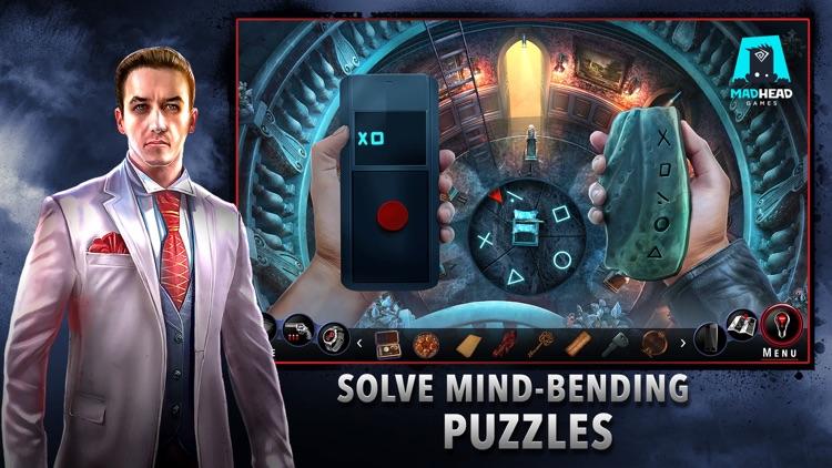Adam Wolfe: Dark Detective Mystery Game (Full)