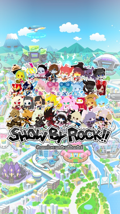 SHOW BY ROCK!!(SB69)