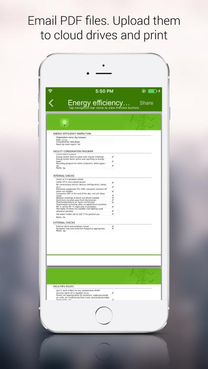 Energy Efficiency Inspection screenshot-4