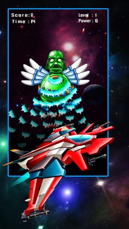 Space Attack: Chicken Shooter screenshot-4