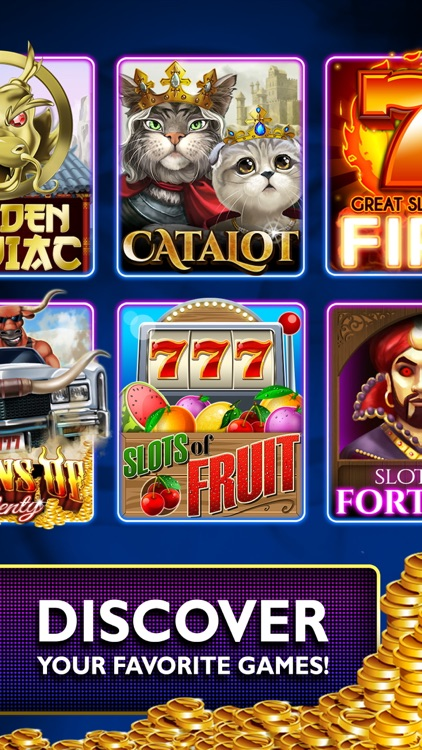Casino Frenzy - Fantastic Slots and Video Poker screenshot-4