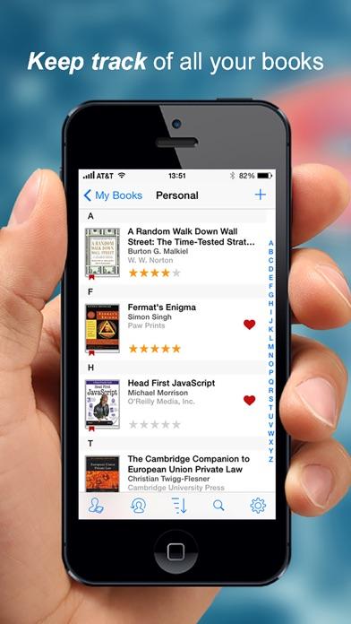 Bookbuddy Pro review screenshots