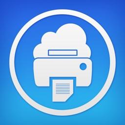 Quick Print via Google Cloud Print for iPhone