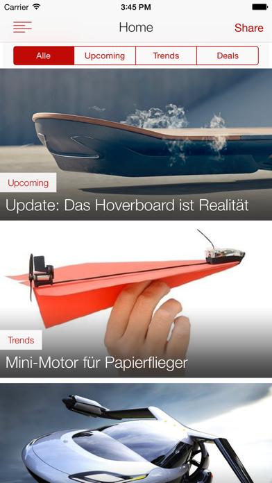 Upcoming Gadgets, Deals & Trends screenshot 2