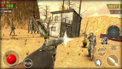 Modren Sniper Combat : Shoot To Kill screenshot two