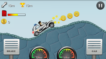 Uphill Racing : Climber Legend screenshot one