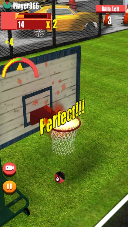 Street basketball-basketball shooting games screenshot-2