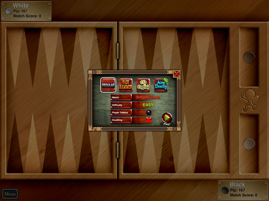 Backgammon ⋆ Free screenshot