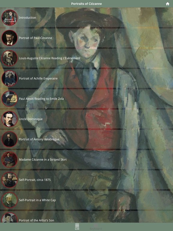 Portraits de Cézanne screenshot 6