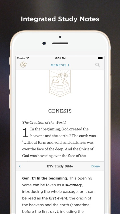 ESV Bible screenshot-3