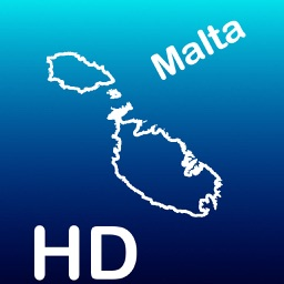 Aqua Map Malta HD - GPS Offline Nautical Charts