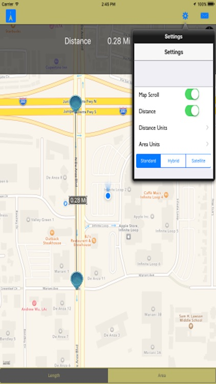 Measure on Map screenshot-3