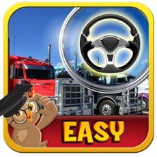 Activities of Trucking Hidden Objects Game