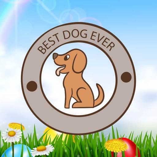My Dog World Stickers
