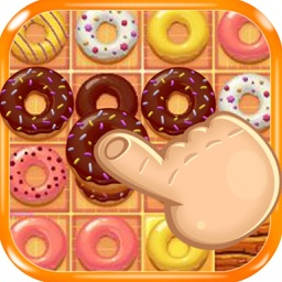 Donut Pop - Match 3 Game