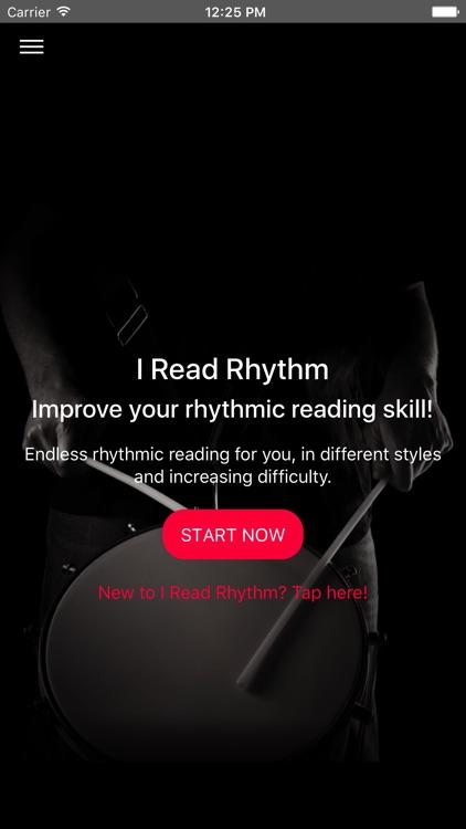 I Read Rhythm