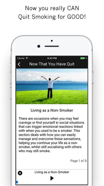 Quit Smoking NOW: Stop Smoking with Max Kirsten screenshot-3
