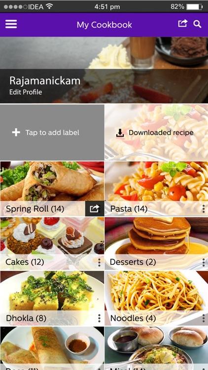 Sify Bawarchi - Food recipes screenshot-4