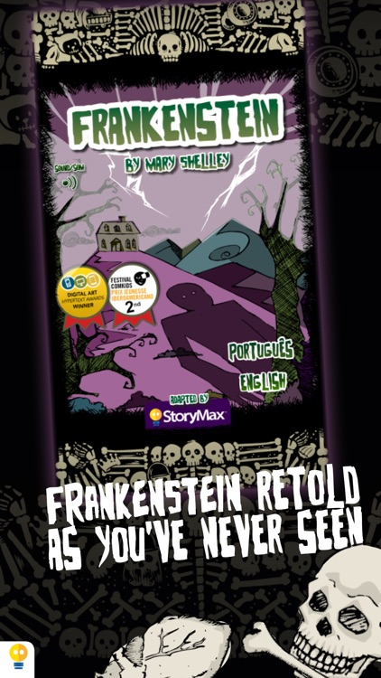 Frankie for Kids - Frankenstein interactive book