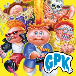 Garbage Pail Kids Deluxe Stickers