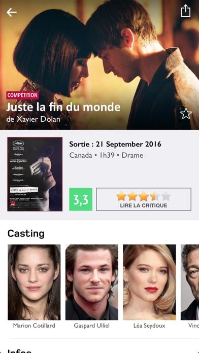 Cannes en Live ! - Blog sur le Festival de Cannes screenshot three