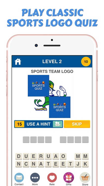 Sports Logos Quiz - American Collegiate Team Icons screenshot-4