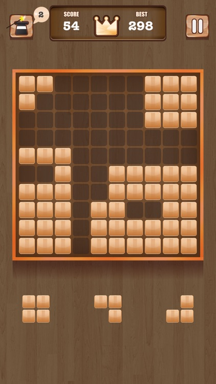 Wooden Blitz Block - A New Puzzle Adventure screenshot-4